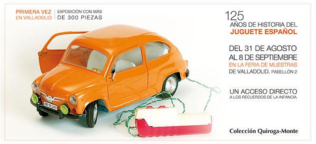125 Años de historia del juguete español