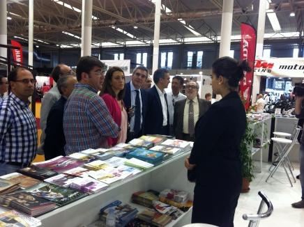 Visita PSOE Valladolid